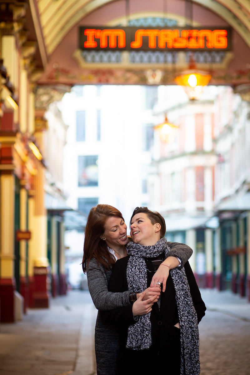 london gay engagement photos