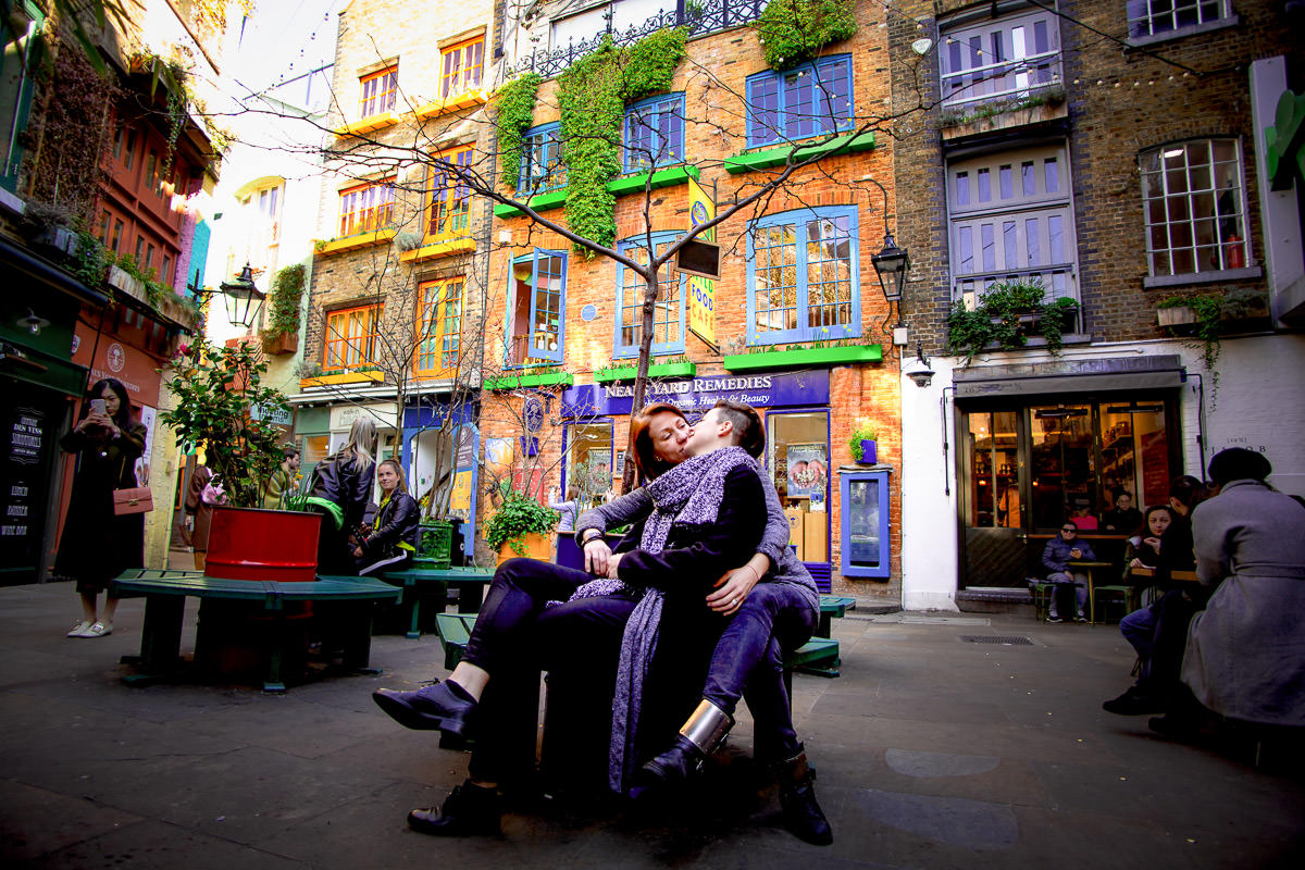 london gay engagement photos neils yard