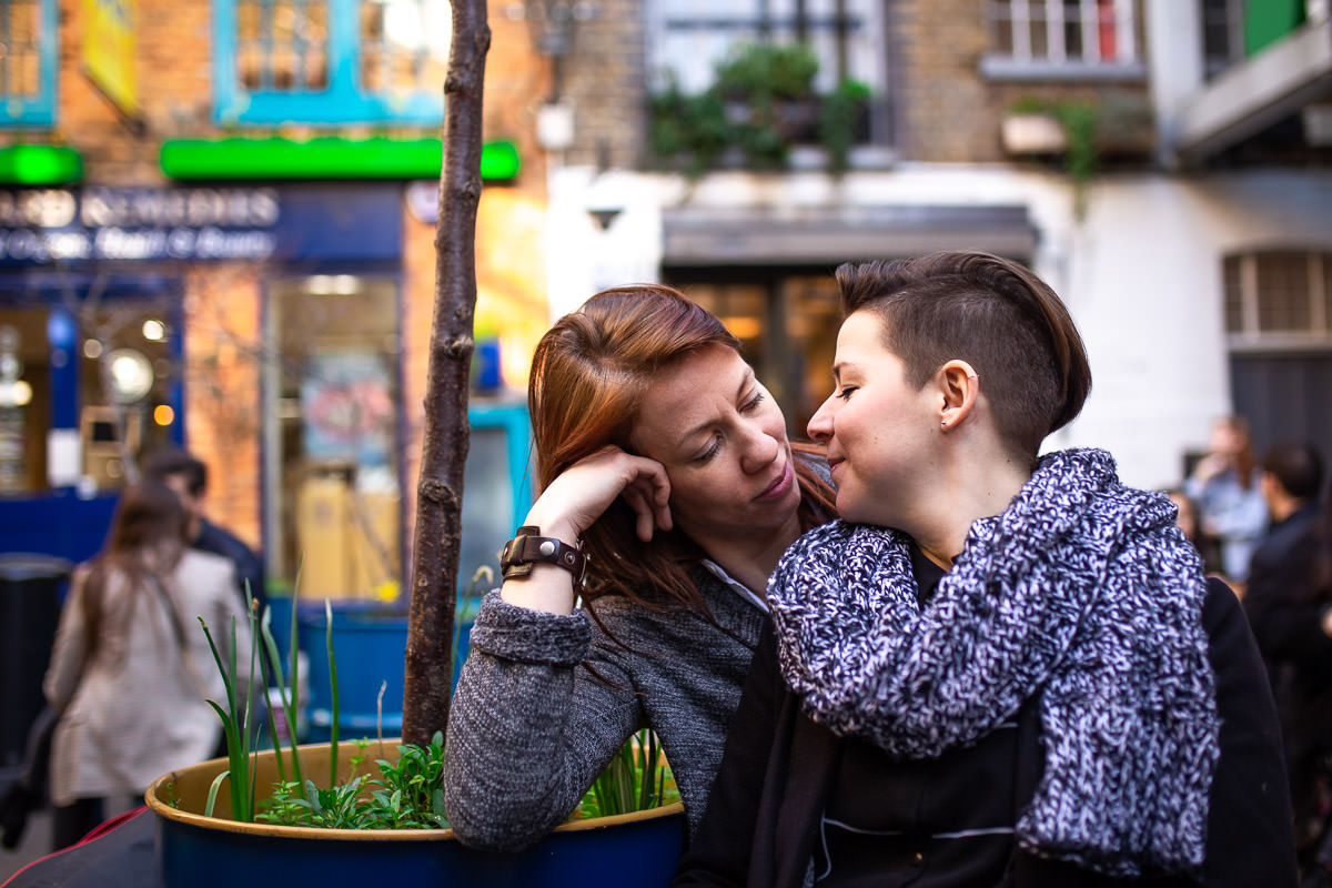 london gay engagement photos neils yard