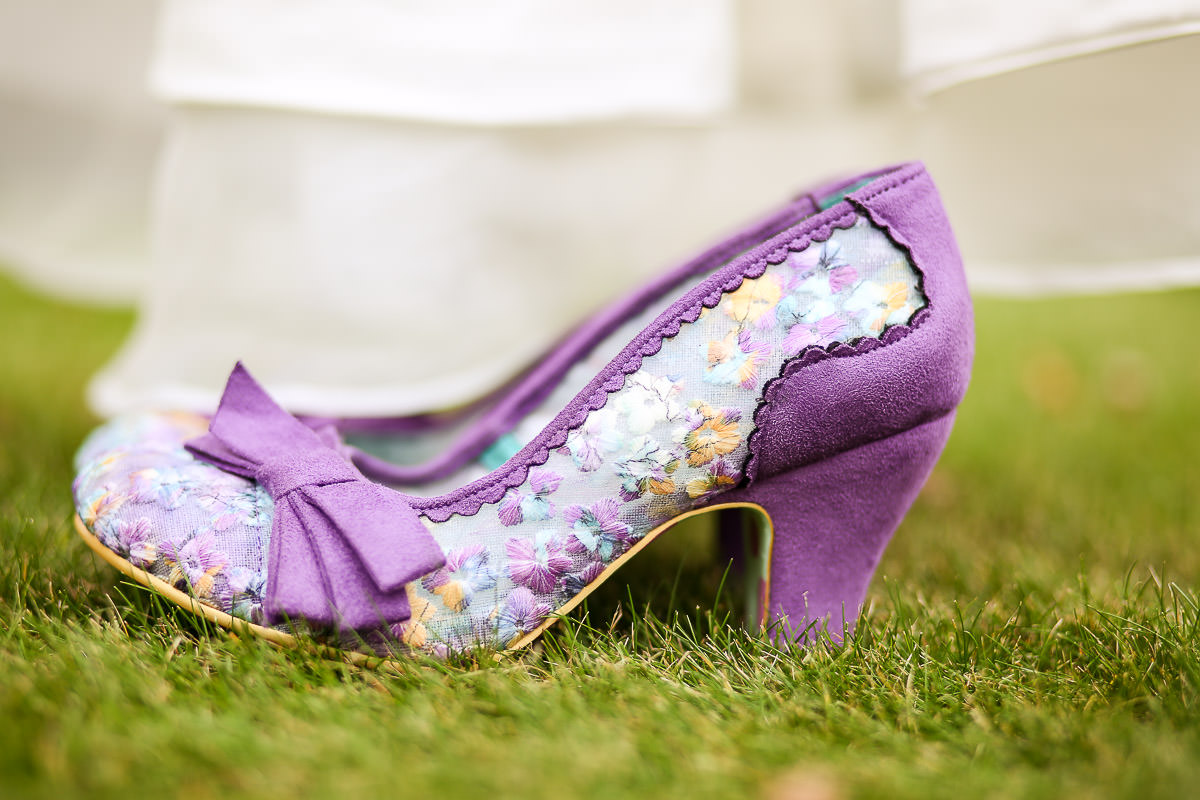 bridal cool shoes