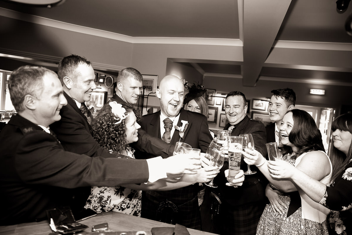 Wroxeter Hotel Wedding Photographer 18