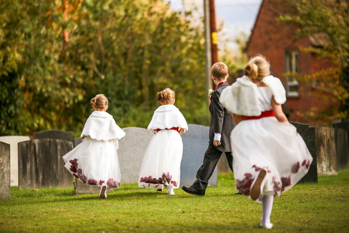 wroxeter hotel shropshire wedding photographer