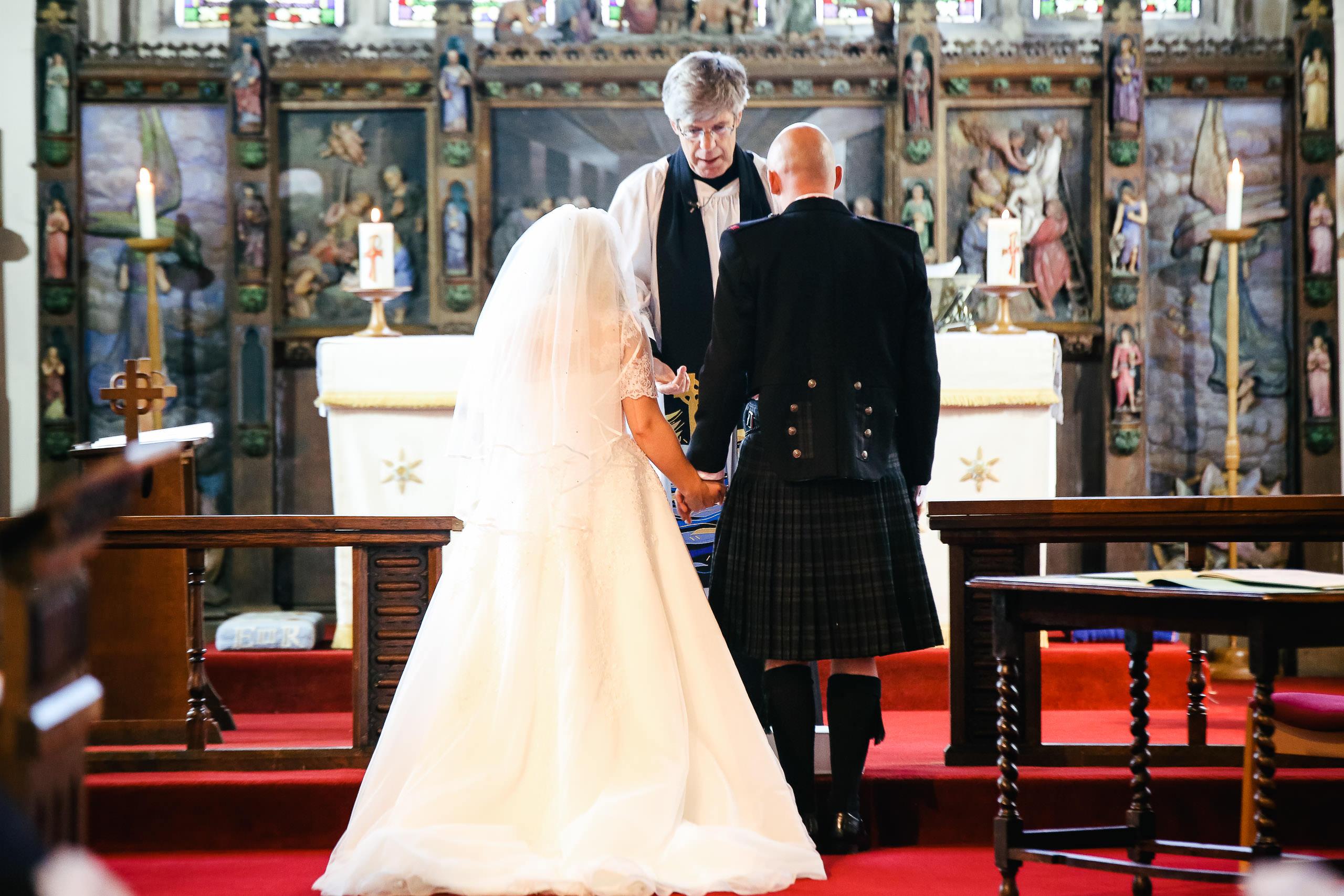 Wroxeter Hotel Wedding Photographer