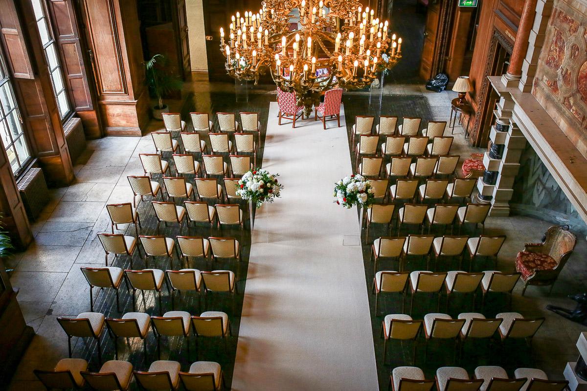 addington palace wedding