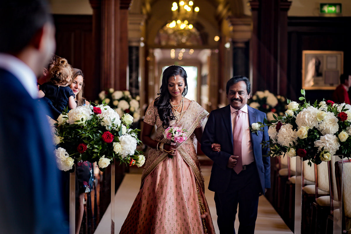hindu wedding addington palace surrey