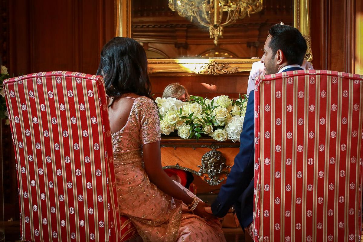 asian bride addington palace