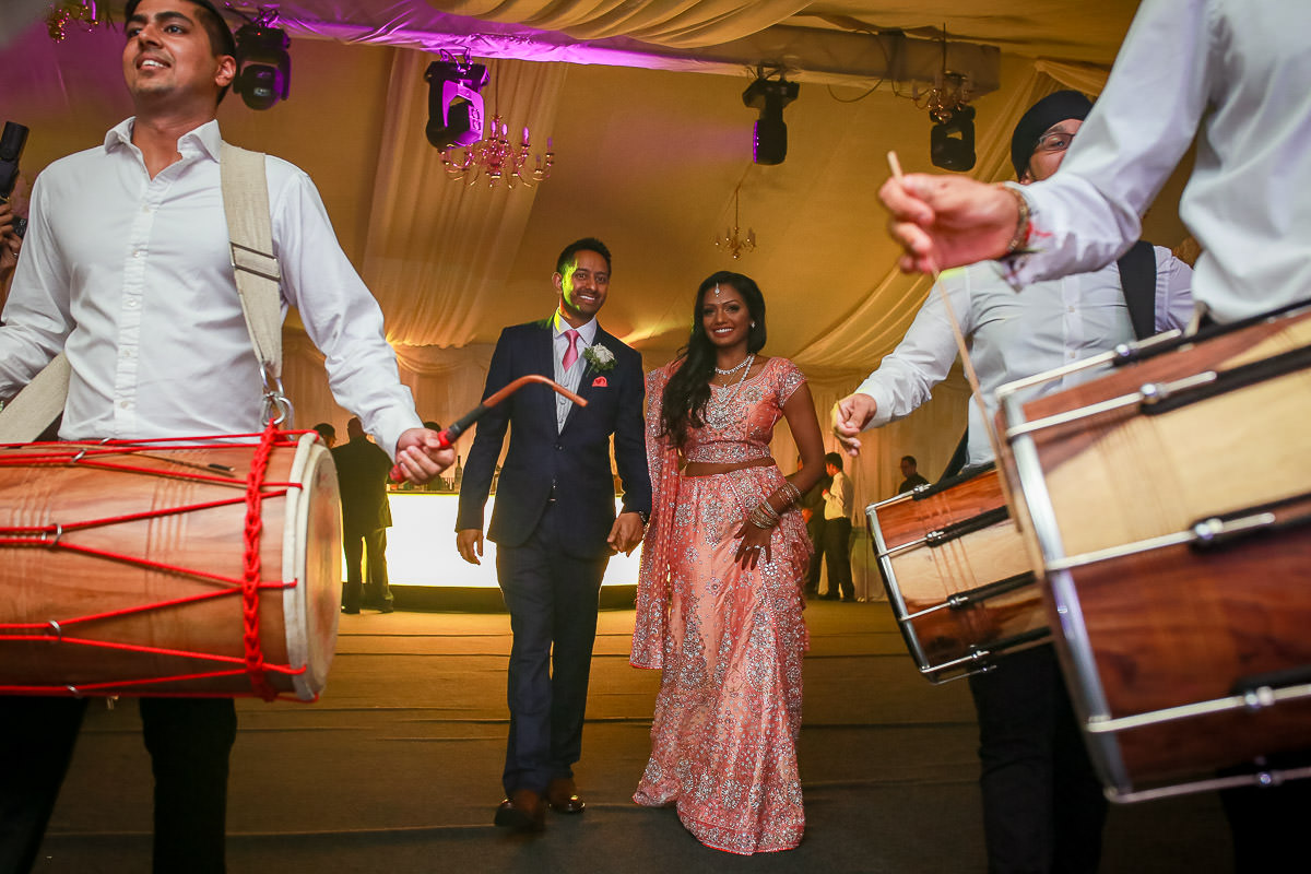 asian wedding addington palace