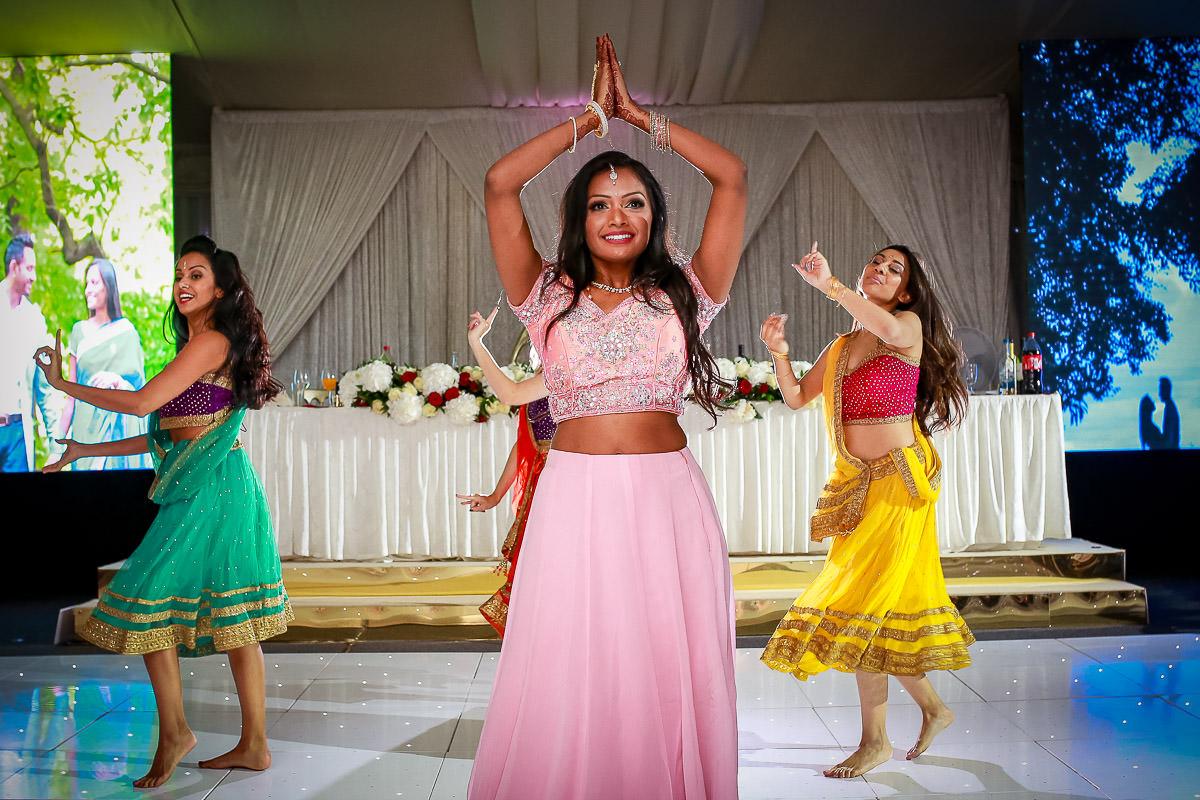 asian wedding addington palace