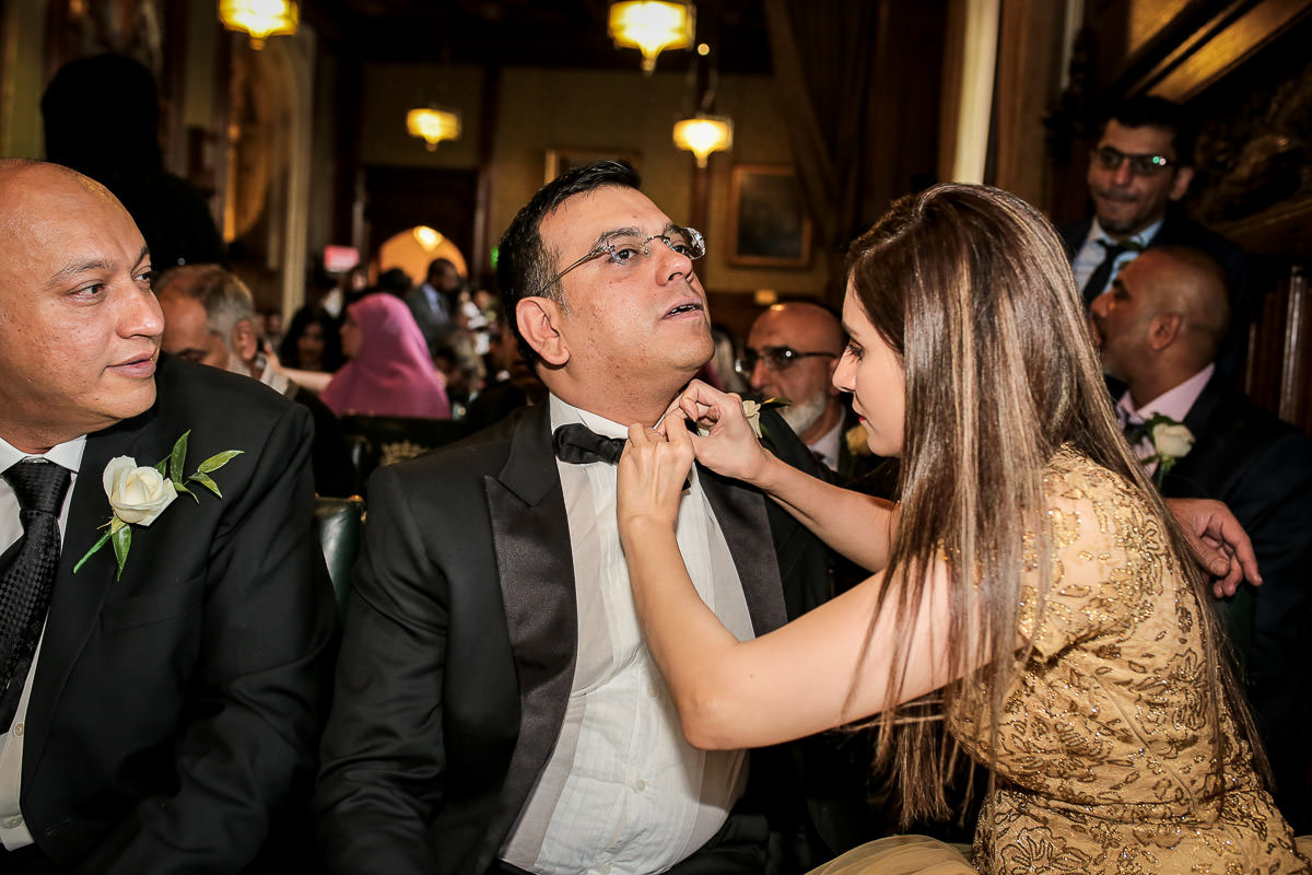 getting ready wedding house of commons