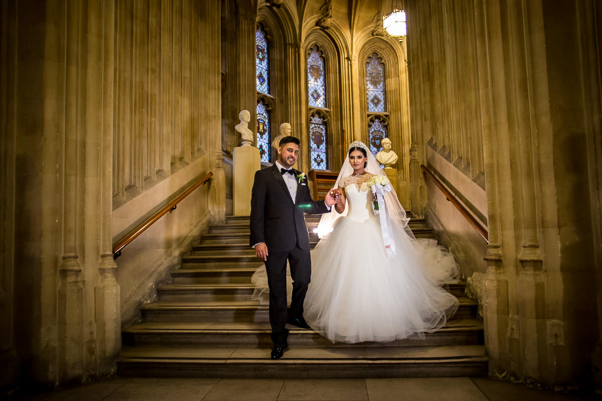 house of parliament wedding photographer