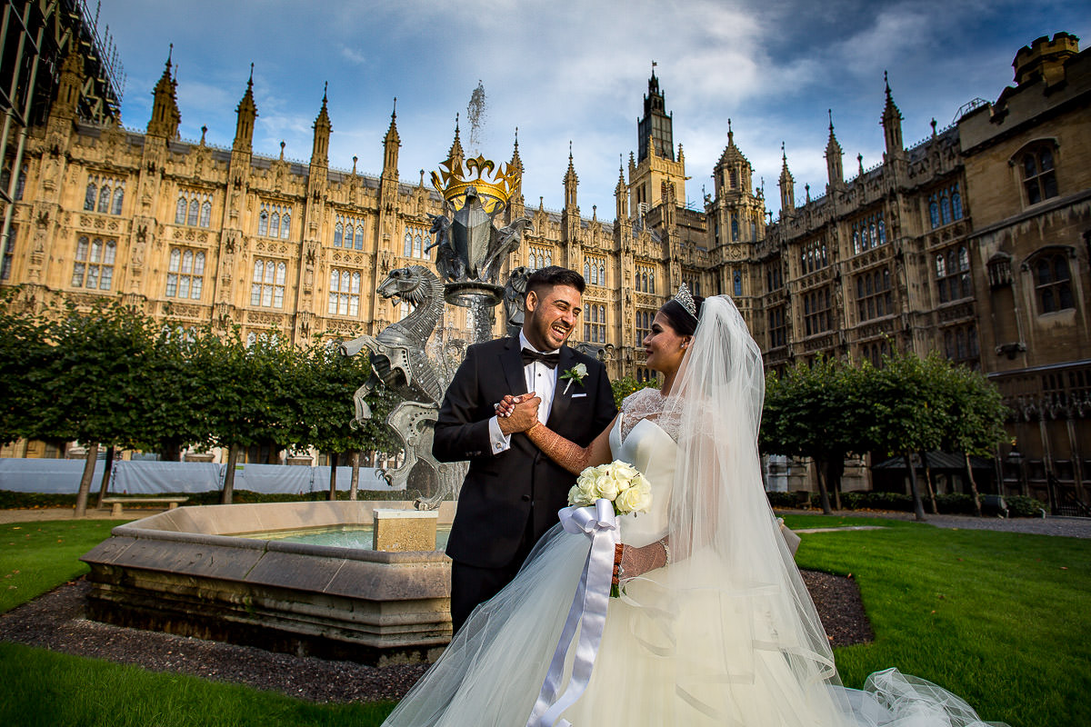 house of commons wedding