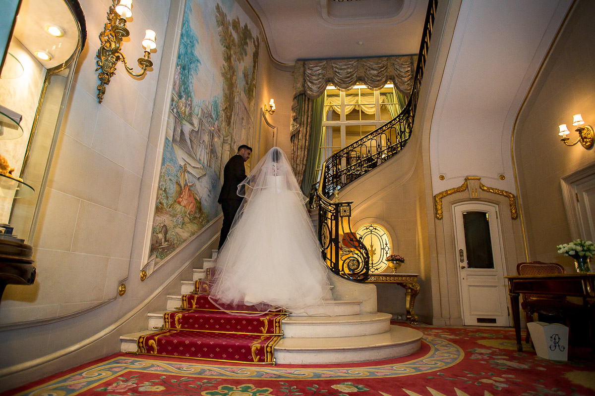 ritz london wedding