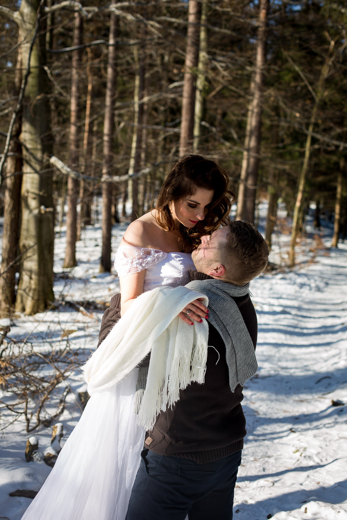 elopement photography in the mountains