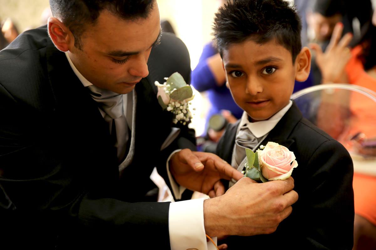 Valentines Mansion Wedding Photographer 1