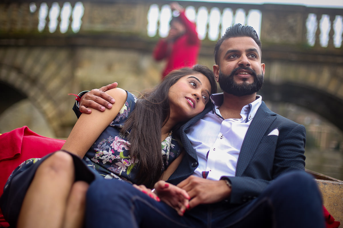 Cambridge Engagement Photographer