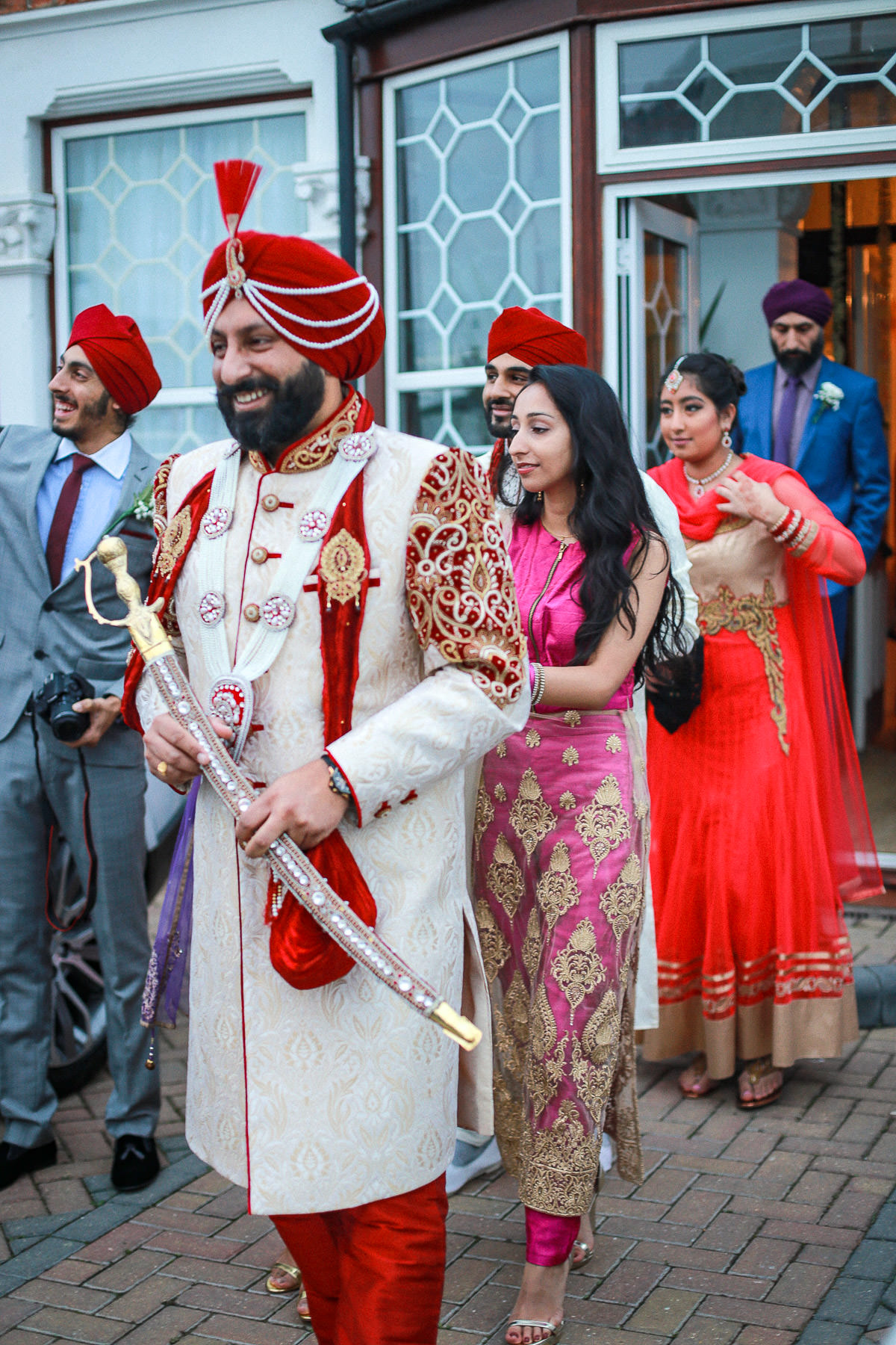 asian wedding luton