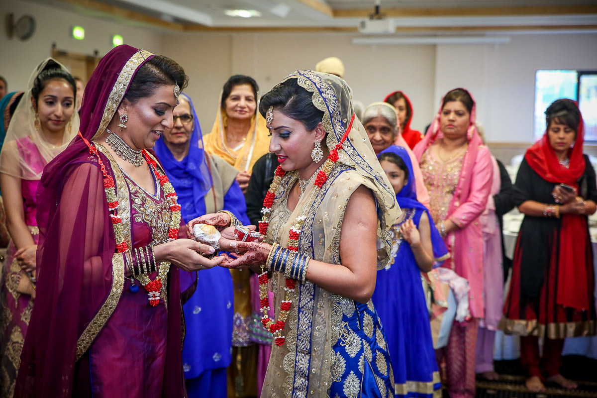 sikh wedding birmingham gurdwara