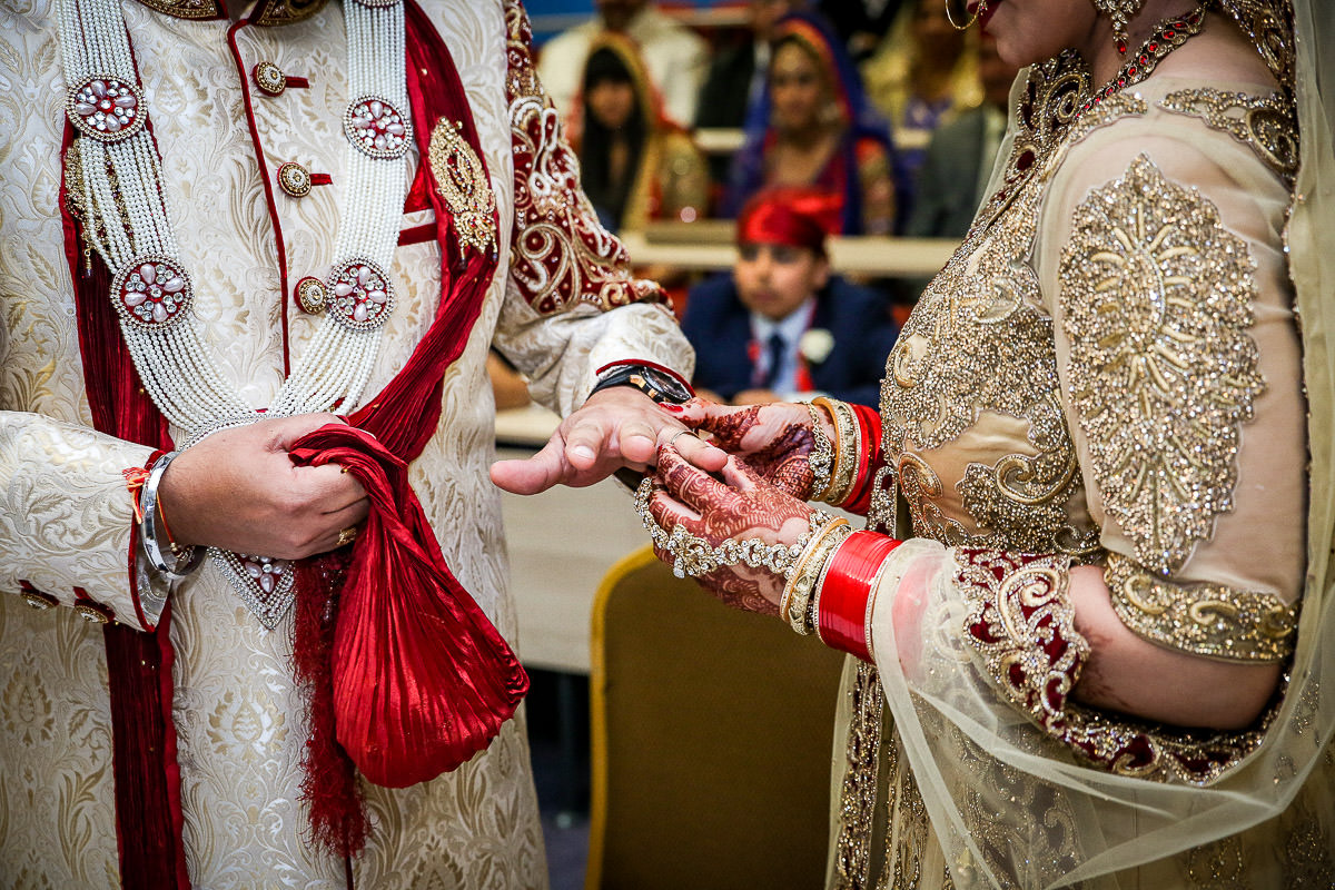 asian wedding birmingham gurdwara