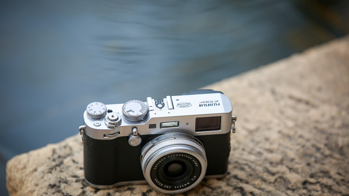 Fujifilm x100f hands on review