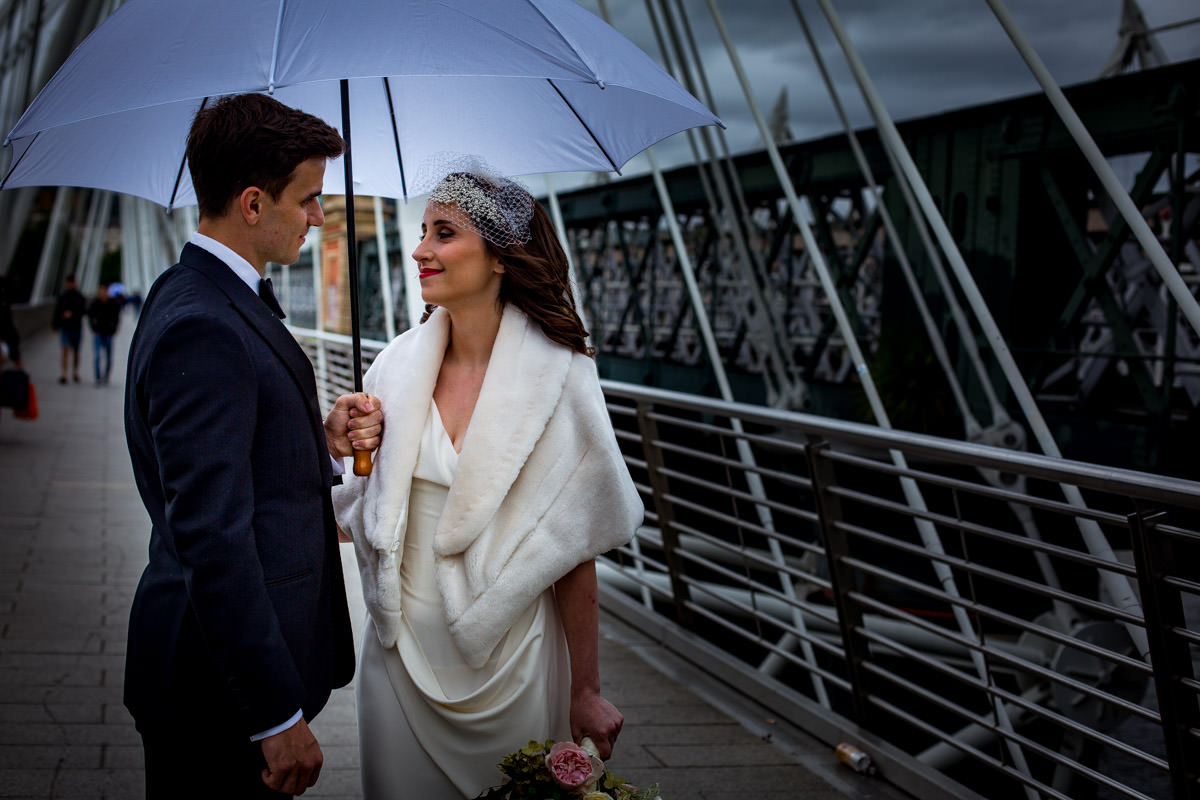 london eye wedding photographer
