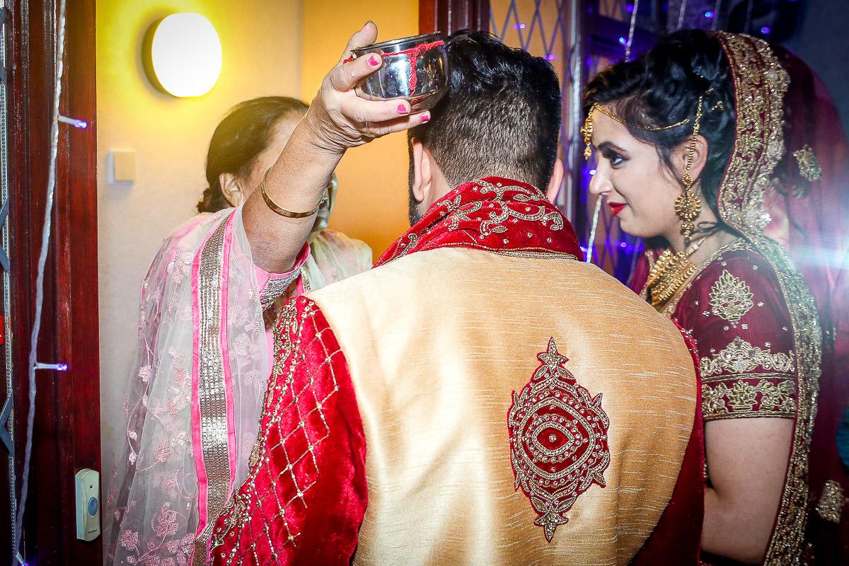 allesley hotel wedding photographer