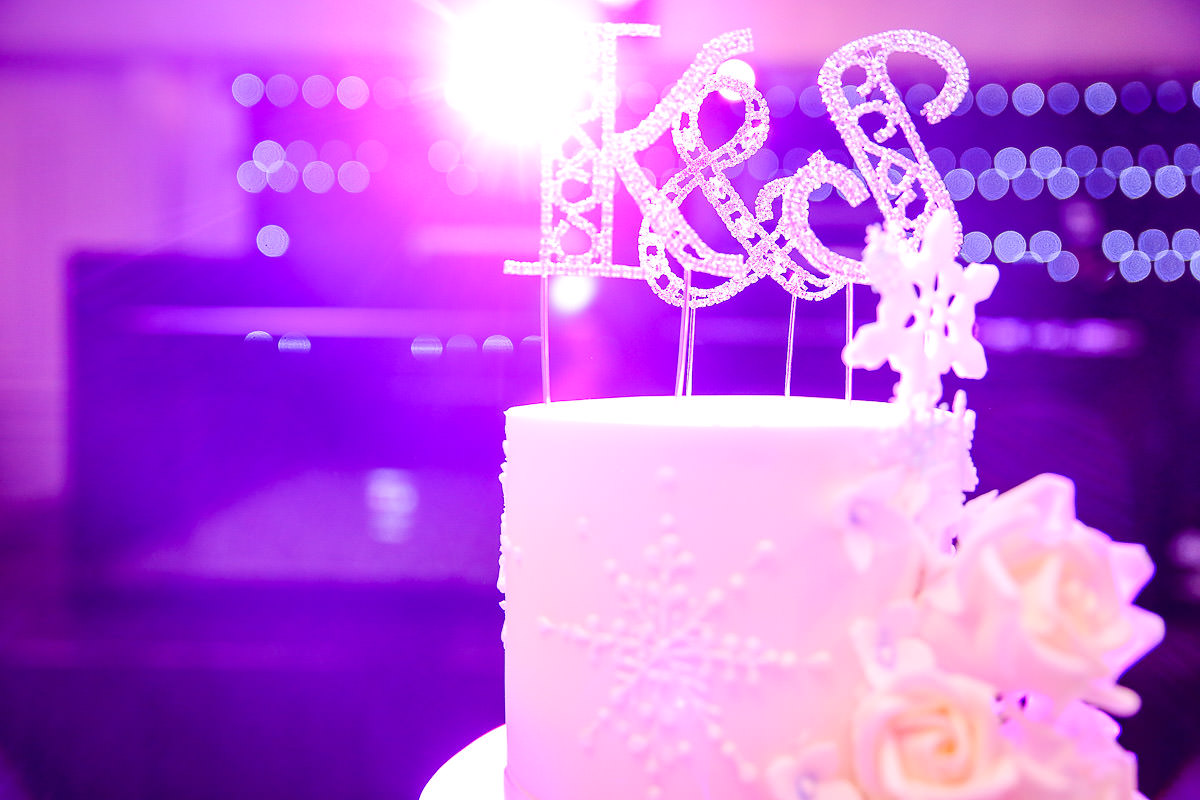 wedding cake midlands