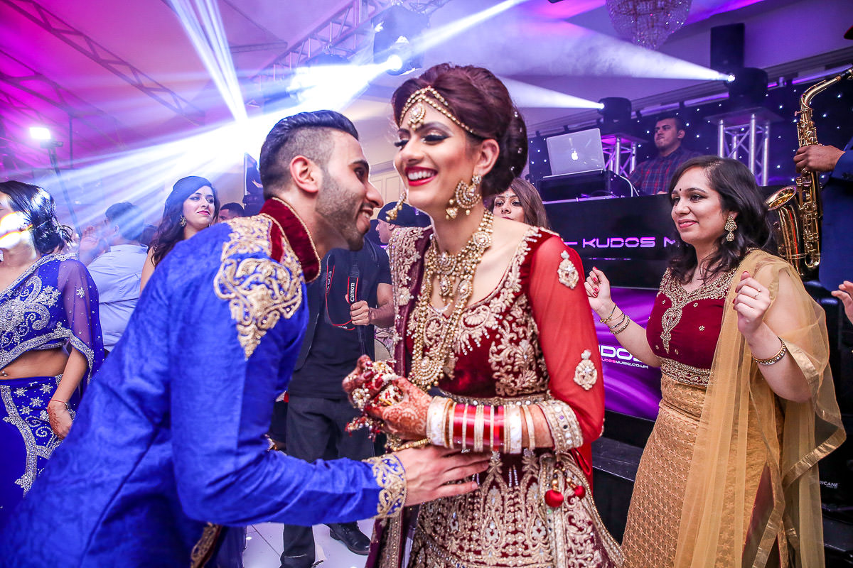 midlands asian wedding photographer