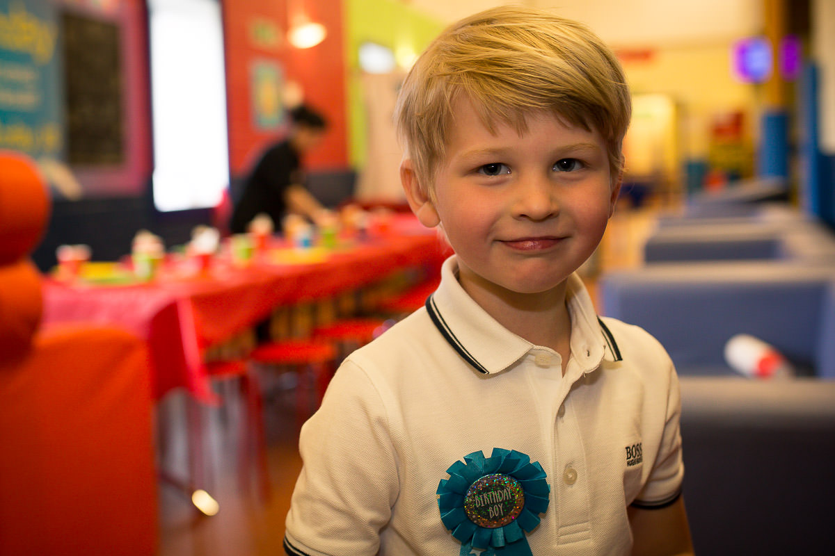 Aiden's 5th Birthday Party at Gambado Beckenham 3