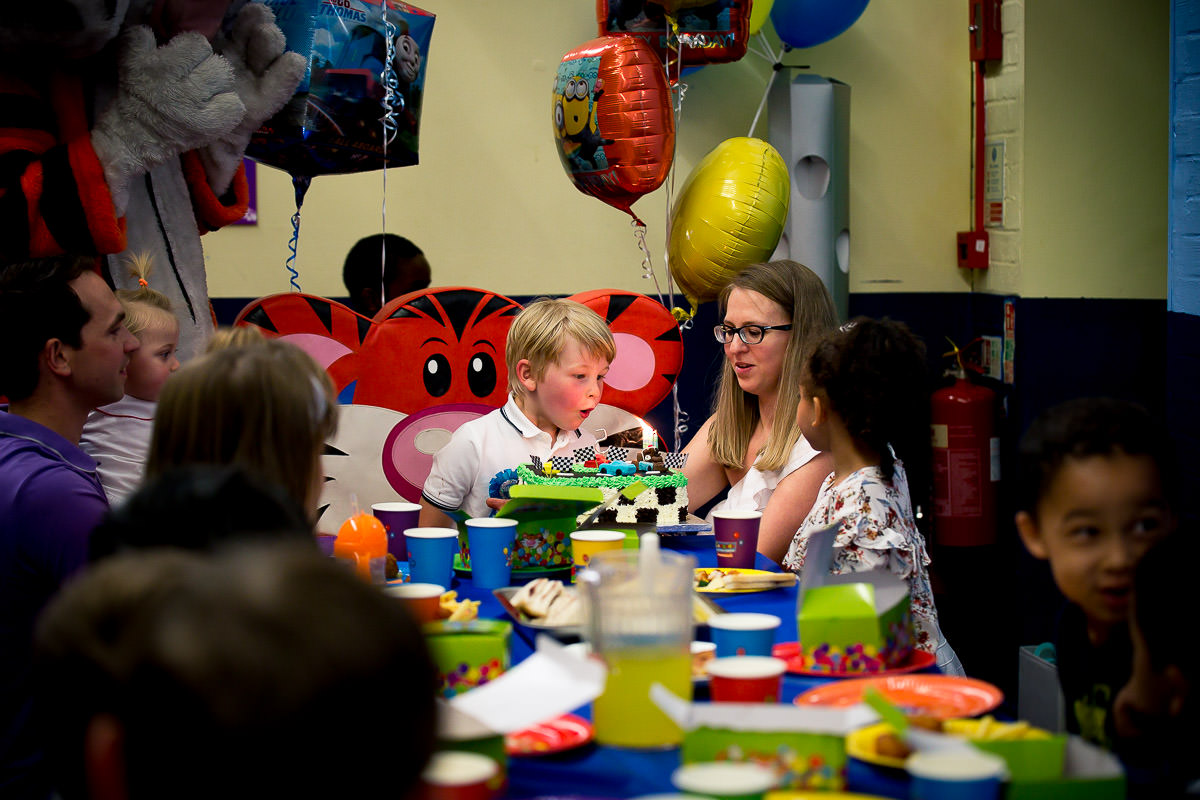 Aiden's 5th Birthday Party at Gambado Beckenham 25