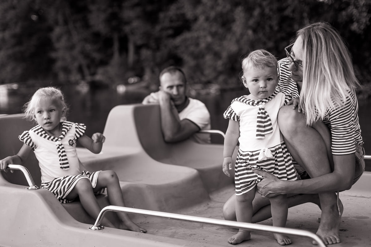 Golden hour family photography 5
