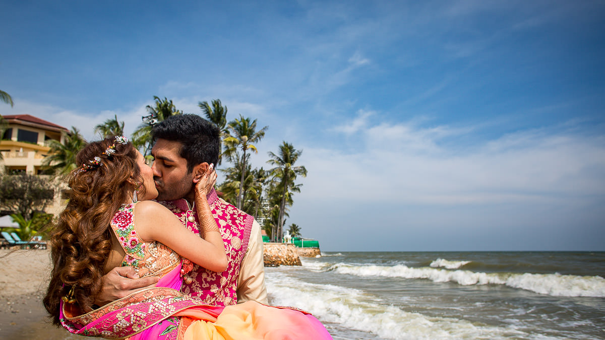 Hua Hin Engagement Photography