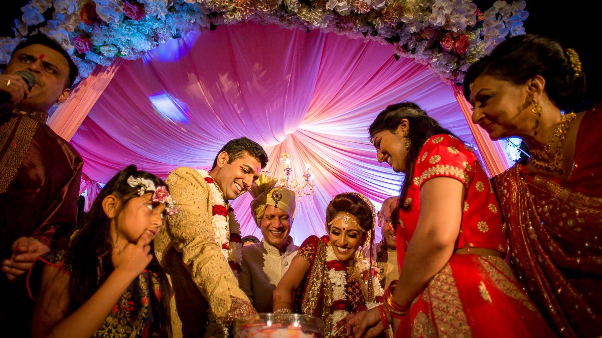 indian wedding photography destination wedding in thailand