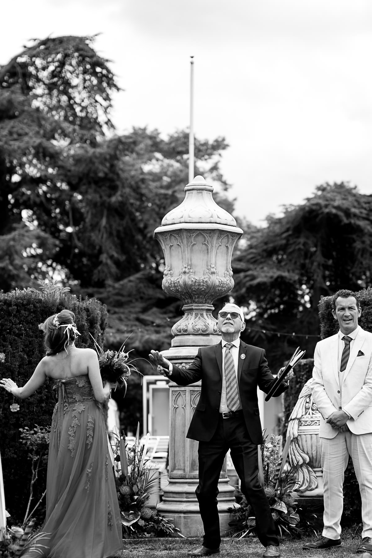 alternative wedding london