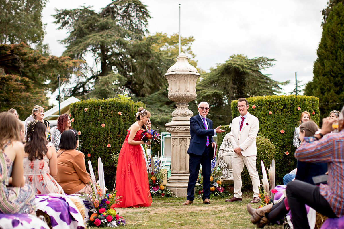 humanist wedding london