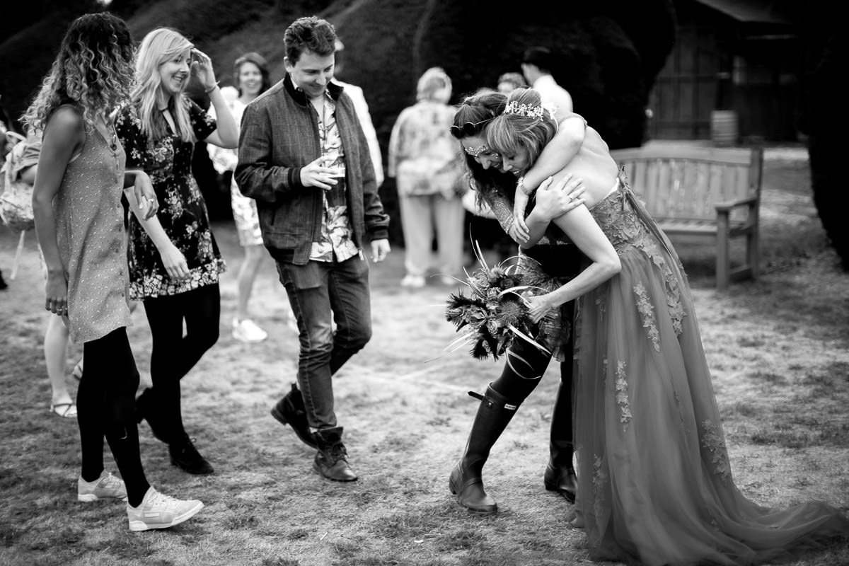 Amazing Festival Wedding London 58