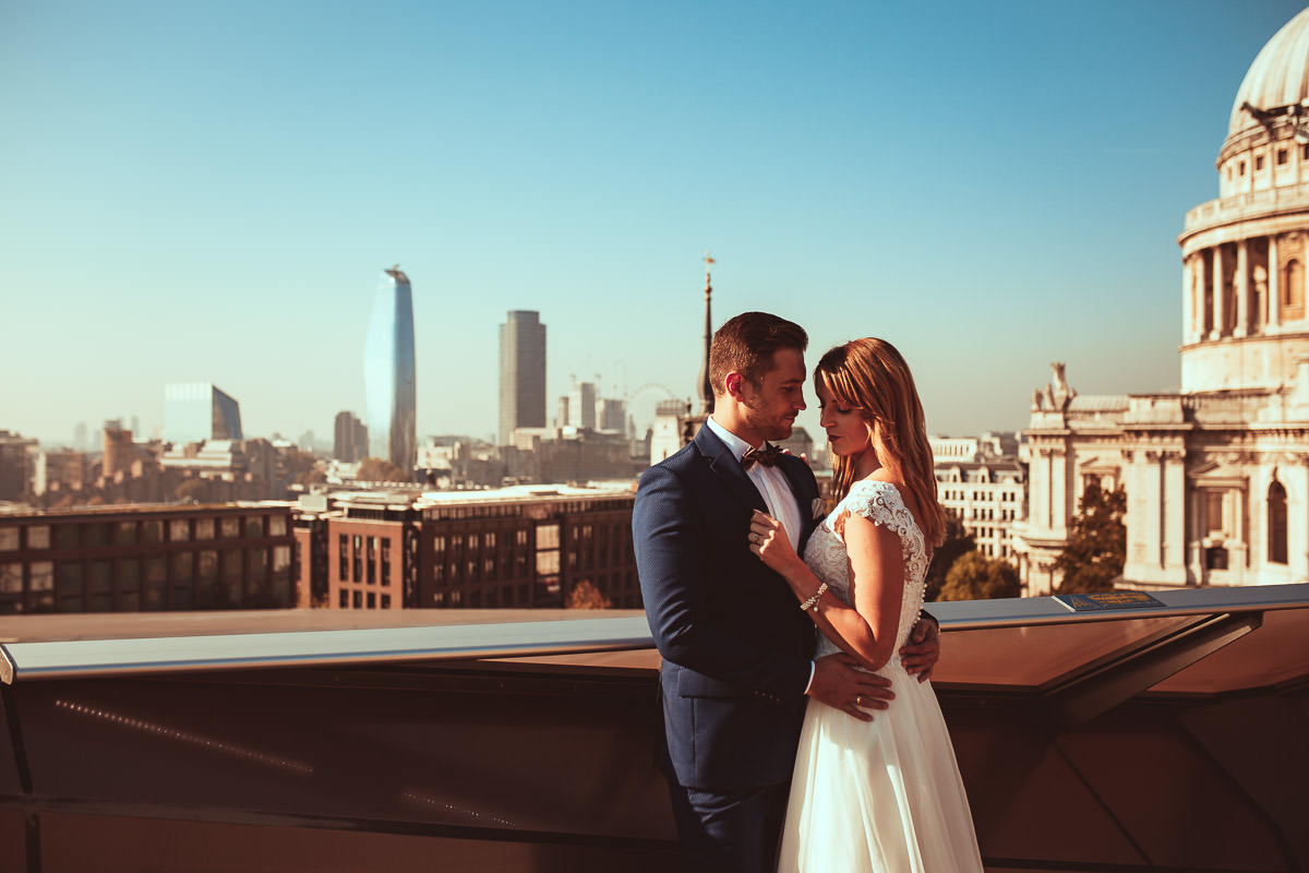 st pauls wedding london