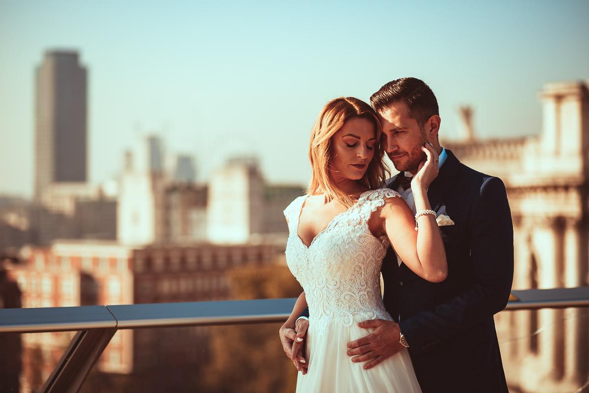 Southbank wedding shoot london