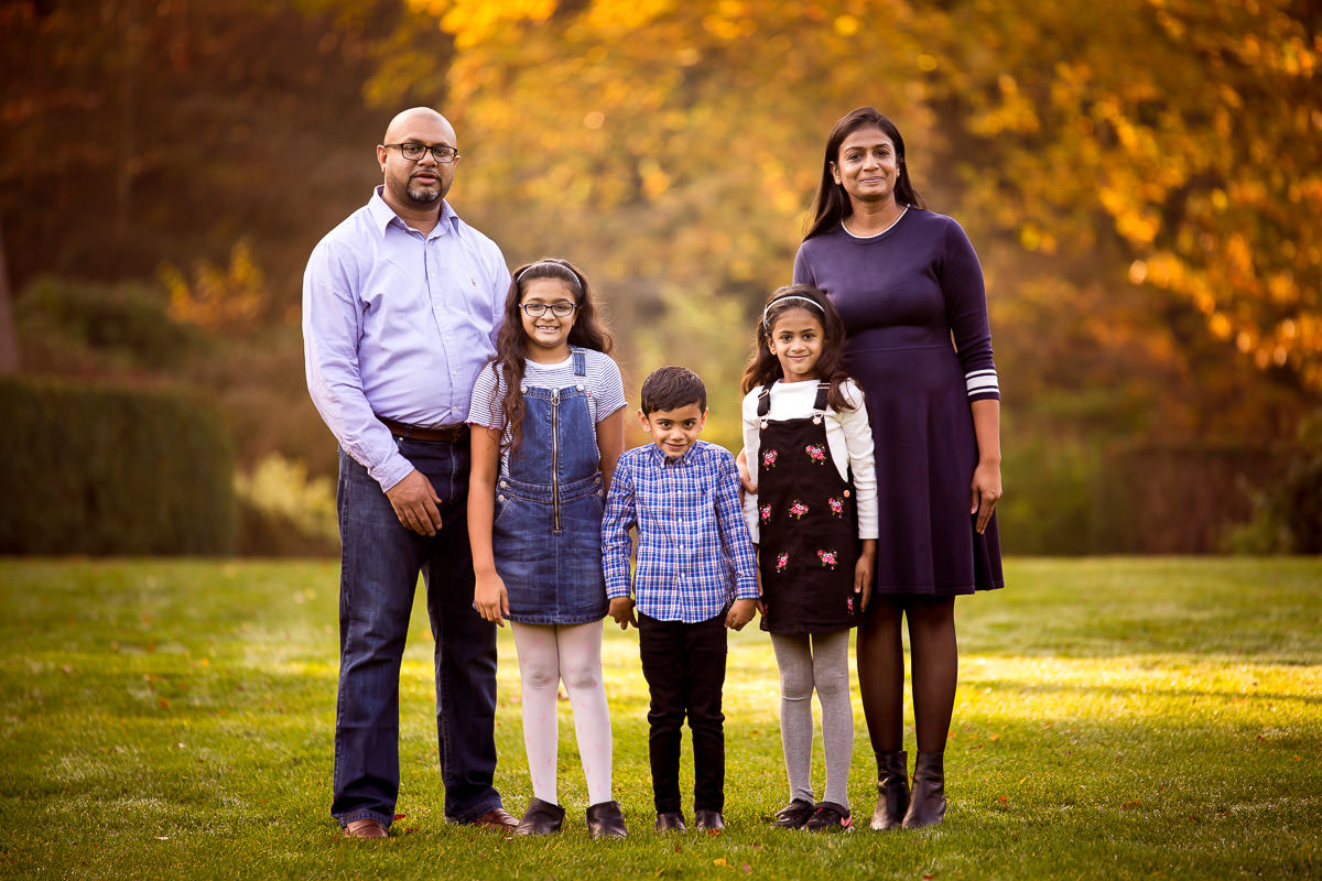 THE COLOURS OF AUTUMN LONDON FAMILY PHOTOGRAPHY