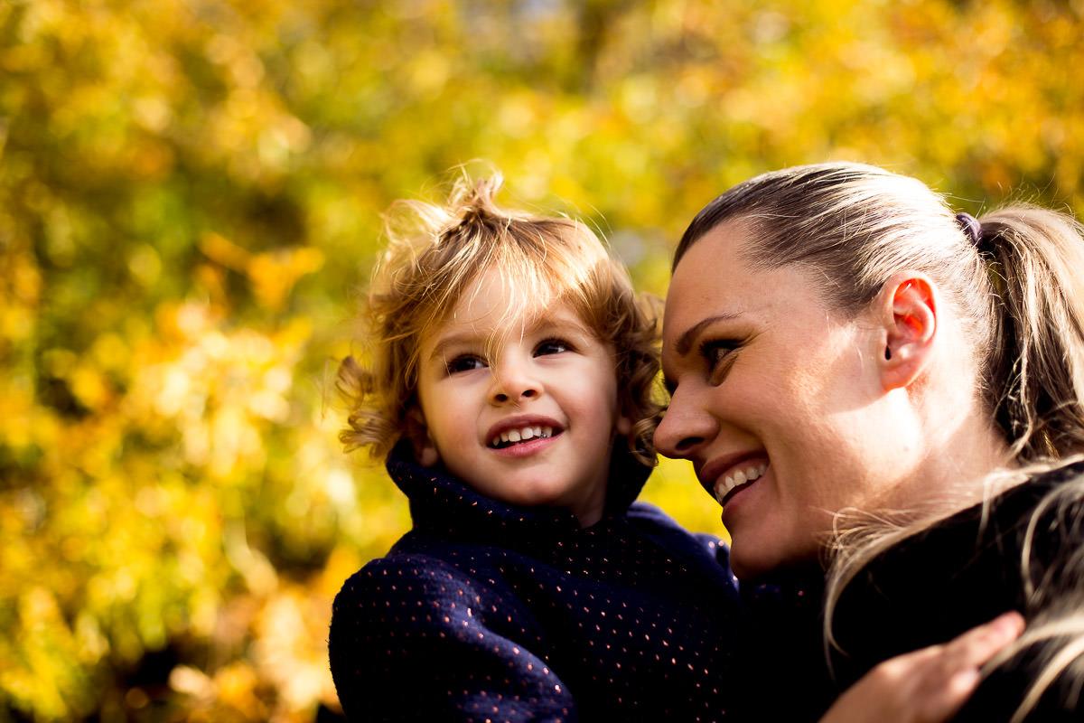 autumn London Family Photography