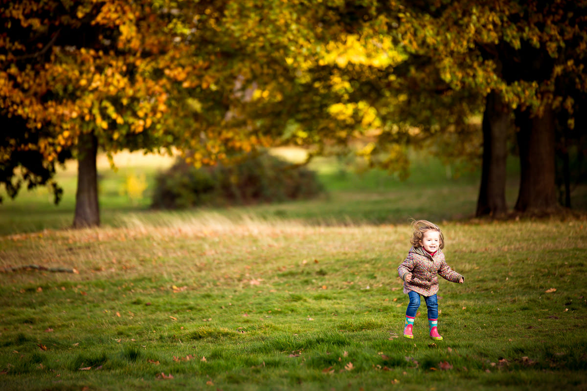 The colours of autumn London Family Photography 7