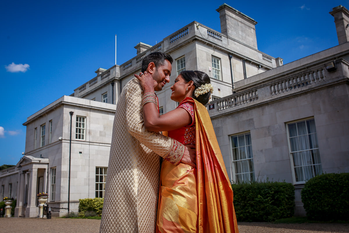addington palace wedding