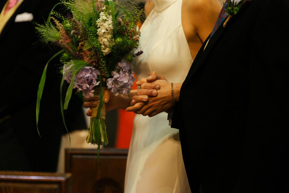 Surrey marquee garden wedding 4