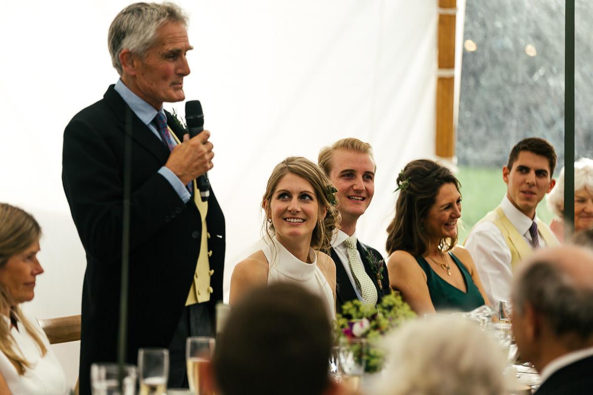 surrey bell tents wedding