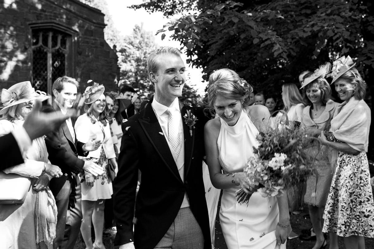 Surrey marquee garden wedding 7