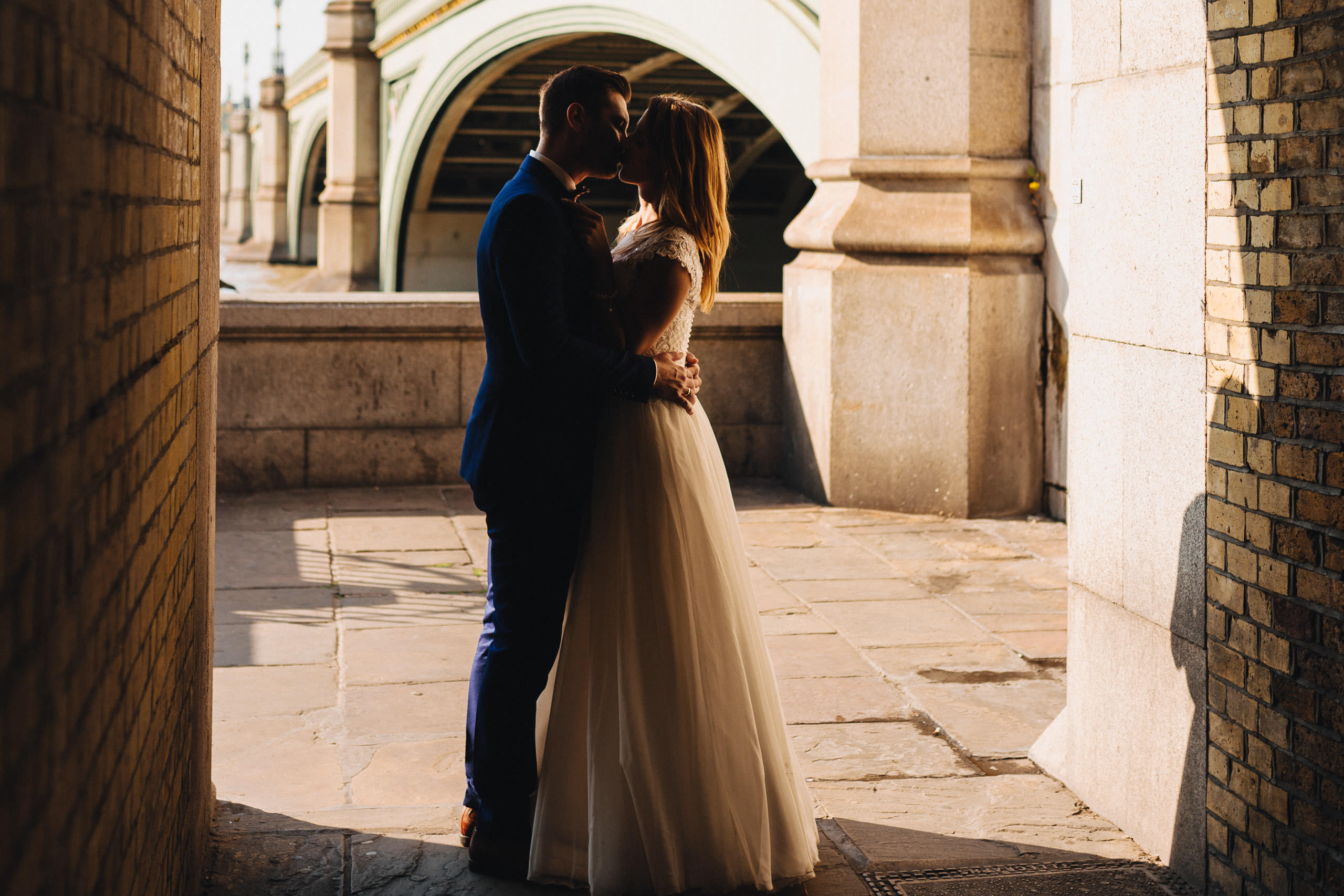 london wedding photographer at southbank