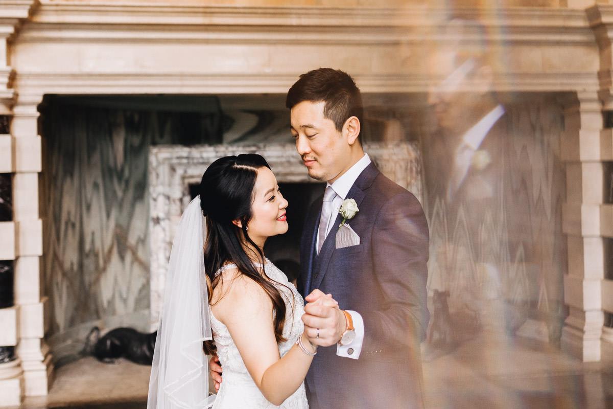 Addington Palace Nepali wedding