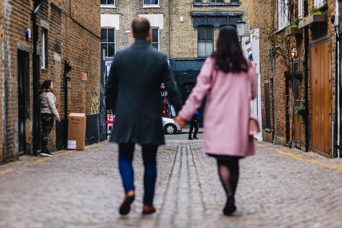 london notting hill engagement