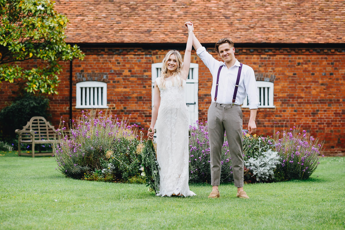 Lillibrooke Manor Rustic Barn Wedding 1