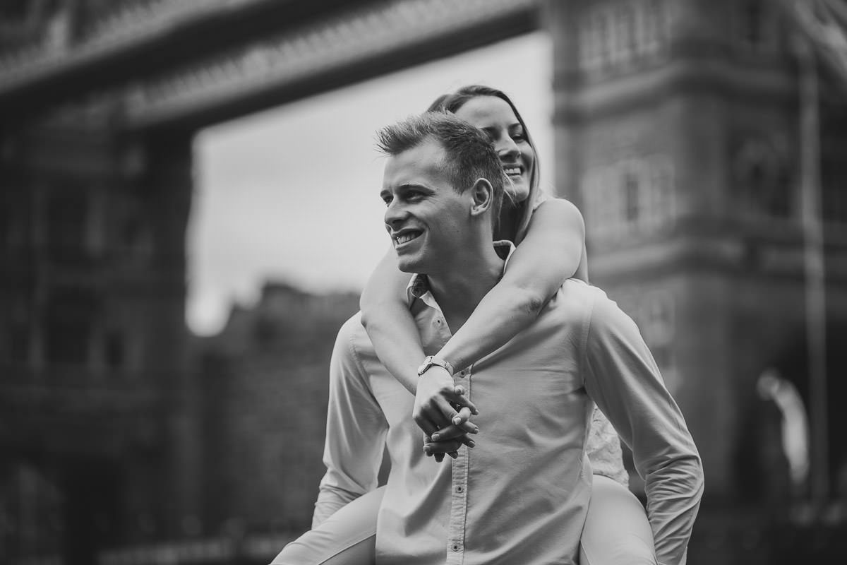 London Engagement Photos 4