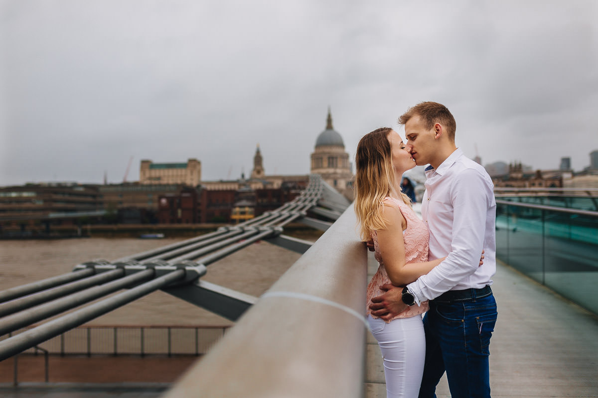 London Engagement Photos 12